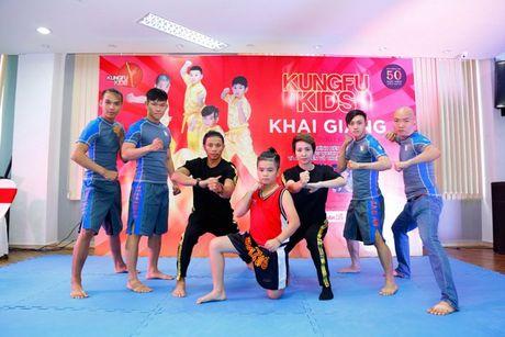 'Co gai vang Wushu' Thuy Hien tu tin do nhan sac U40 cung MC Thuy Trang - Anh 2