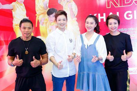 'Co gai vang Wushu' Thuy Hien tu tin do nhan sac U40 cung MC Thuy Trang - Anh 3