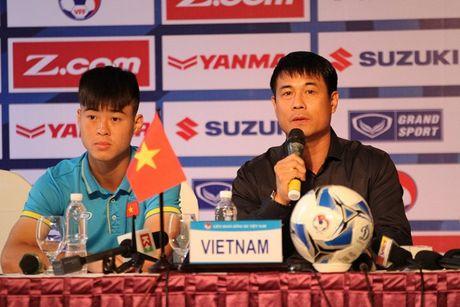 U22 Viet Nam ton trong doi thu, HLV Huu Thang giau bai den phut cuoi - Anh 1