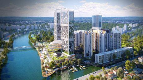 VietinBank tai tro 1.600 ty dong du an River Panorama - Anh 1