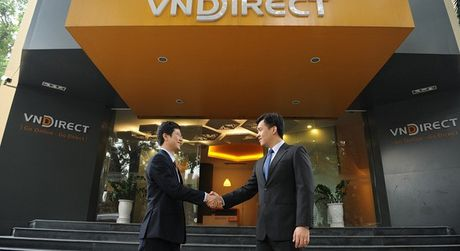 VNDIRECT uoc dat 332 ty dong LNST trong 6 thang dau nam - Anh 1