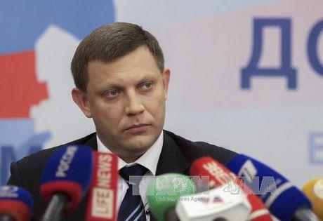 Ukraine: Dai dien 20 khu vuc tuyen bo thanh lap Nha nuoc moi - Anh 1