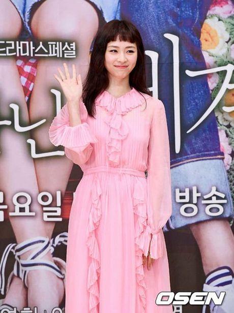 My nhan Lee Yeon Hee bi dim boi kieu mai 'khong ua noi' - Anh 1