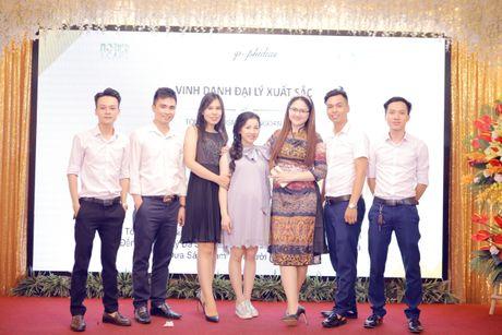 Su kien vinh danh dai ly xuat sac team Ngoan Thao tai Xanh Palace - Anh 4