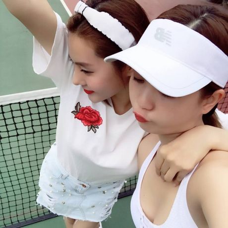Thay vo cu Lam Vinh Hai phau thuat tham my, Linh Chi cung gay soc voi khuon mat khac la - Anh 2