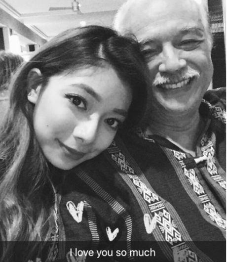 Sung sot truoc nhan sac con gai Chuong mon Vinh Xuan Quyen - Anh 1