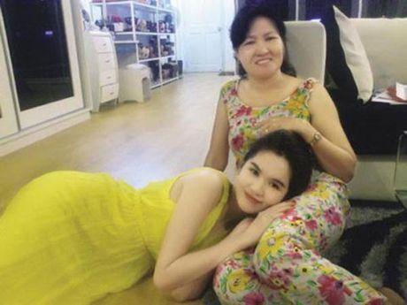 Ngoc Trinh bi che hon lao khi goi thang ten me ke la Sau Phuong - Anh 4
