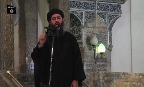 Dien Kremlin van mo ho ve so phan cua thu linh IS Baghdadi - Anh 1