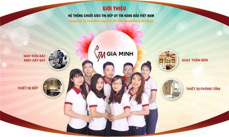 Gia Minh Group – Chuyen tai su hai long toi nguoi tieu dung! - Anh 5