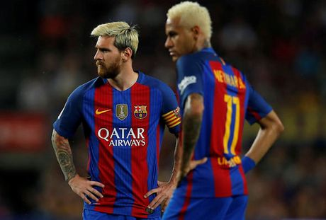 BAN TIN the thao: Neymar lo y dinh roi Barca - Anh 1