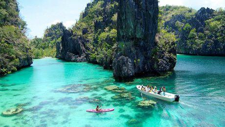 Palawan, hon dao dep nhat the gioi 2017 cua Philippines - Anh 2