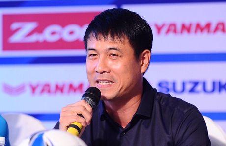 HLV Huu Thang: 'Chung toi ton trong moi doi thu tai Vong loai U.23 chau A' - Anh 4