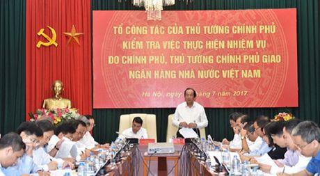 'Phai co giai phap de tin dung khong 'chay' vao mot so dai gia' - Anh 1