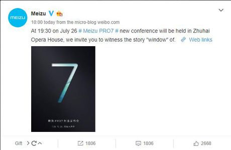 Meizu cong bo ngay ra mat Pro 7, gia tu 413 USD - Anh 2