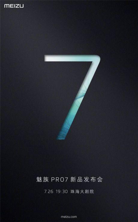 Meizu cong bo ngay ra mat Pro 7, gia tu 413 USD - Anh 3