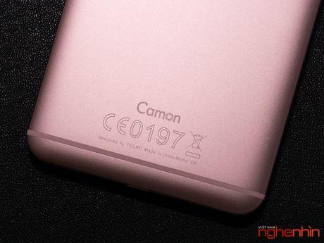 Danh gia Tecno Camon CX: ngoai hinh dep, camera tot - Anh 5