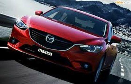 Dinh su co lien tuc trieu hoi, Mazda Vietnam khang dinh xe Mazda 3 va Mazda 6 tai Viet Nam khong bi loi phanh tay - Anh 1