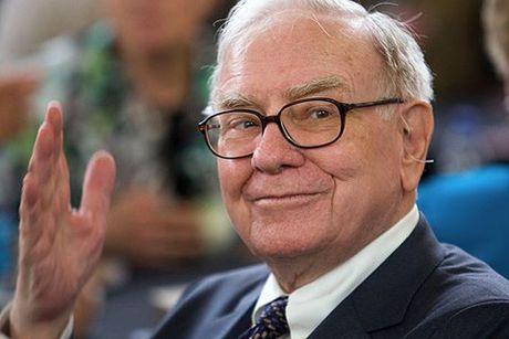 Ti phu Warren Buffett: CEO hang dau the gioi - Anh 1
