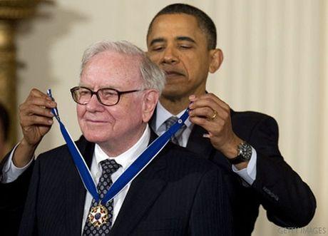 Ti phu Warren Buffett: CEO hang dau the gioi - Anh 2