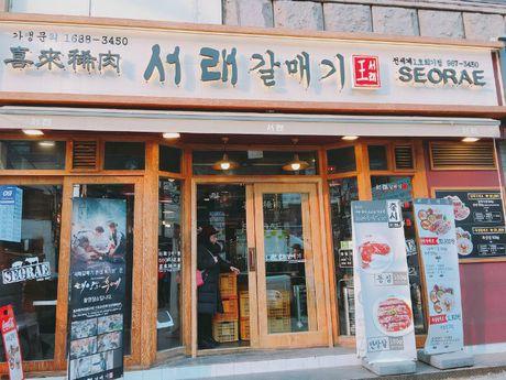 Quan thit nuong 'khong ngung hot' nho Song Joong Ki - Song Hye Kyo - Anh 2