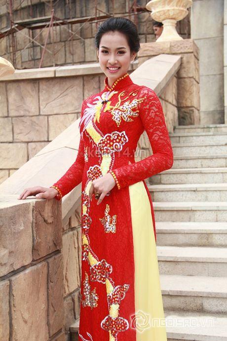 Bi loai khoi Hoa hau Viet Nam 2012 vi gian doi, cuoc song cua Vuong Thu Phuong gio ra sao? - Anh 1
