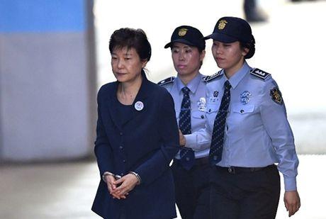 Giuong cua ba Park Geun-hye gay dau dau cho Nha Xanh - Anh 1