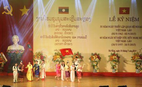 Da Nang: Ky niem 55 nam ngay thiet lap ngoai giao giua Viet Nam - Lao - Anh 3