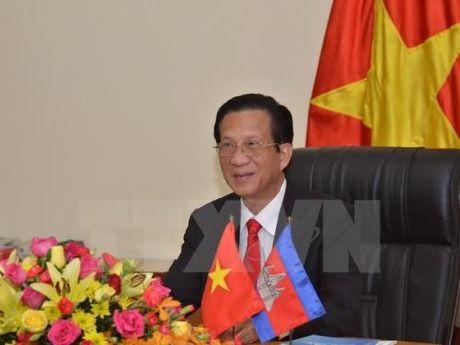Quan he giua Viet Nam va Vuong quoc Campuchia se len tam cao moi - Anh 1