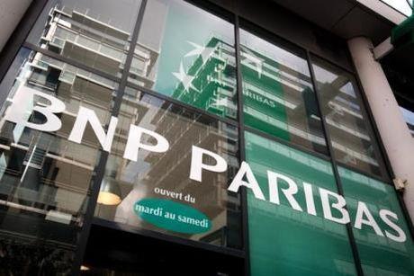 Ngan hang BNP Paribas cua Phap bi phat hang tram trieu USD - Anh 1