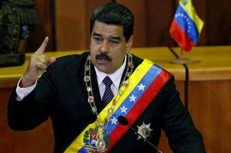 My de doa trung phat neu Venezuela thanh lap Quoc hoi Lap hien - Anh 1