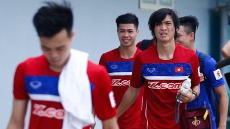 4 cau thu bi gach ten truoc them Vong loai U23 Chau A - Anh 1