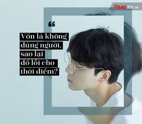 Quote: Danh tang cho nhung tinh yeu dung nguoi sai thoi diem - Anh 11