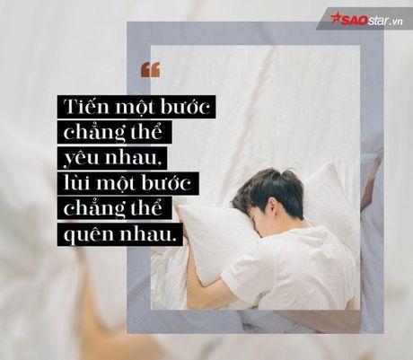 Quote: Danh tang cho nhung tinh yeu dung nguoi sai thoi diem - Anh 1