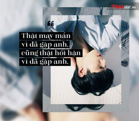 Quote: Danh tang cho nhung tinh yeu dung nguoi sai thoi diem - Anh 2