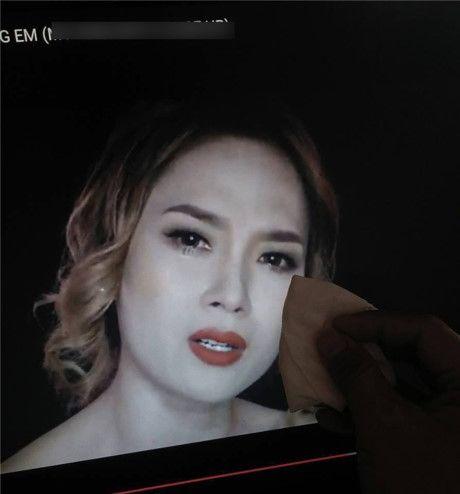 Cu dan mang hao hung tao anh che 'lau nuoc mat' cho My Tam - Anh 4