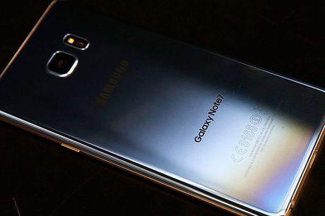 Samsung tinh thu hoi 157 tan kim loai quy tu Galaxy Note 7 - Anh 1