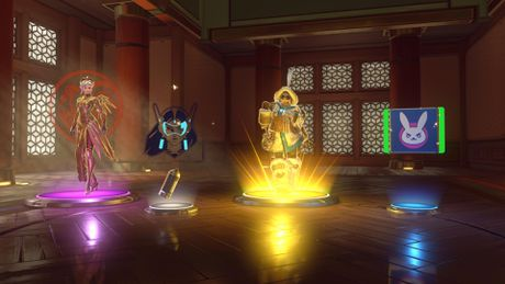 Overwatch: Blizzard cong bo ti le rot vat pham cua loot box tren toan the gioi - Anh 1