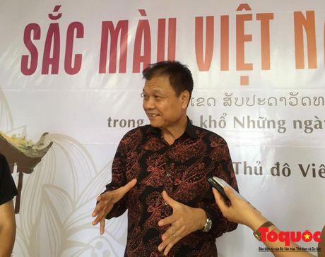 Am ap, xuc dong trong dem huu nghi Viet – Lao - Anh 3