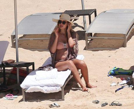 Jessica Alba bat ngo chia se mang bau lan thu ba - Anh 2