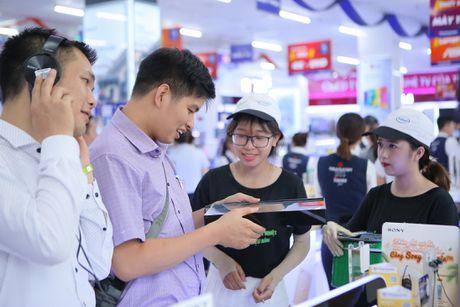 Acer mang 'may tinh dong bang' di khap Viet Nam - Anh 2