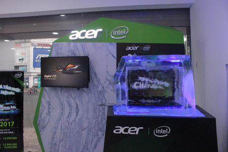 Acer mang 'may tinh dong bang' di khap Viet Nam - Anh 3