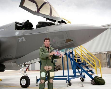 Quan doi Anh se phai mua F-35 voi 'gia rat chat' - Anh 1