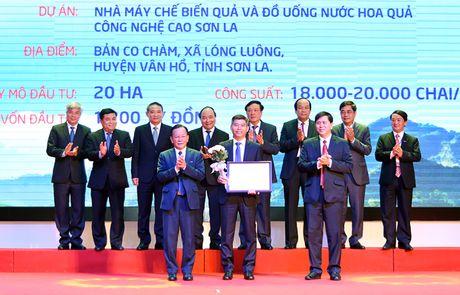 Thu tuong Nguyen Xuan Phuc: Mot Son La, ba diem den - Anh 1