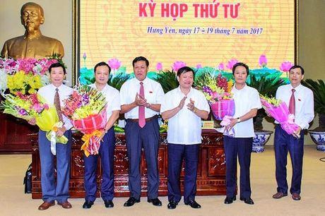 Hung Yen co Pho chu tich moi - Anh 1