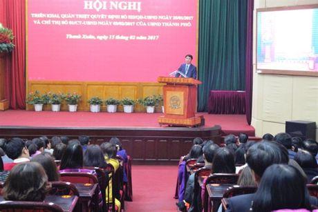 'Quy tac ung xu' cho can bo chua 'xuong' den quan Thanh Xuan!? - Anh 1