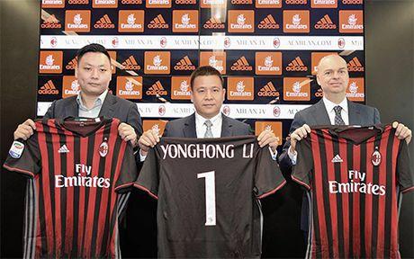 AC Milan hoi sinh nho dong tien tu Trung Quoc - Anh 2