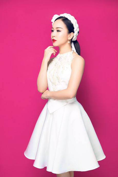Sao mai Hong Duyen lam 'Duyen' voi album dau tay - Anh 2