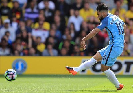 Neu Aguero gia nhap Chelsea, CDV Man United vui, CDV Arsenal buc con Diego Costa thi tiec - Anh 1