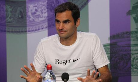 TENNIS ngay 18/7: Federer che the he tre. Murray van la so 1. Cilic giai thich ly do khoc o Wimbledon - Anh 1