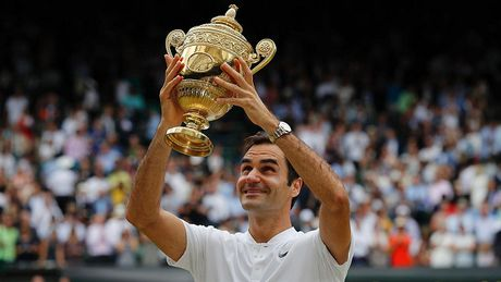 TENNIS ngay 18/7: Federer che the he tre. Murray van la so 1. Cilic giai thich ly do khoc o Wimbledon - Anh 5